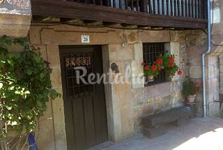 House for 8 people 8 km from the beach Cantabria