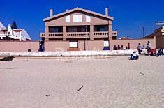 Casa para 10 pessoas em frente à praia Huelva