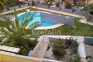 Casa en alquiler a 250 m de la playa con Wifi Castellón