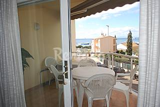 Apartment for rent only 400 meters from the beach Girona