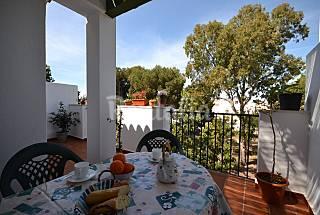 Apartamento de 2 habitaciones a 100 m de la playa Cádiz