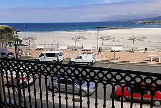 Appartamento con 2 stanze in prima linea di spiaggia Lugo