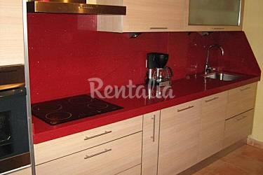 Apart. Cocina Pontevedra Vigo Apartamento