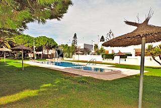 House for rent only 300 meters from the beach Murcia