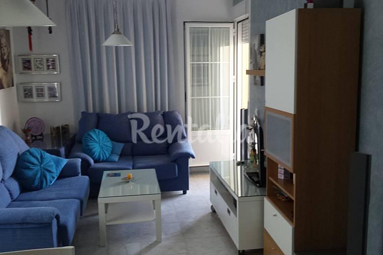Apartamento en alquiler a 50 m de la playa sanl car de barrameda c diz costa de la luz - Alquiler apartamento sanlucar de barrameda ...