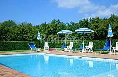 Villa para 18 personas en Capranica Viterbo
