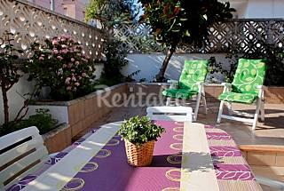 Planta baja de 2 habitaciones a 400 m de la playa Tarragona