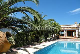 Villa Javea para 8-9 personas a 2 km de la playa Alicante