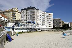 Apartment with 4 bedrooms on the beach front line Pontevedra