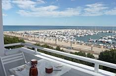 Wohnung für 6 Personen direkt am Strand Tarragona
