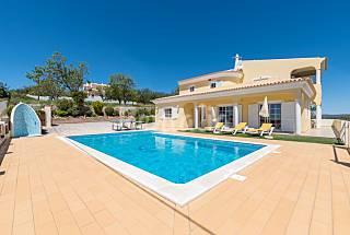 Villa in affitto in prima linea di spiaggia Algarve-Faro
