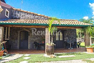 House with 2 bedrooms only 700 meters from the beach Catania