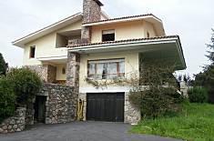 Villa en location à 200 m de la plage Asturies