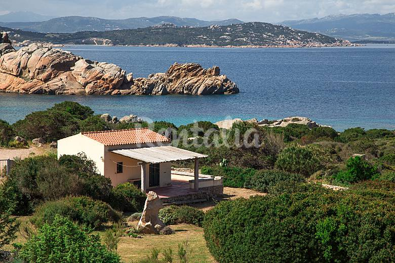 Villa con giardino vista mare - Cala Francese (La ...