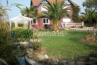 Villa for 8 people only 300 meters from the beach Cantabria