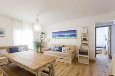 Apartamento de 3 habitaciones en 1a línea de playa Cádiz