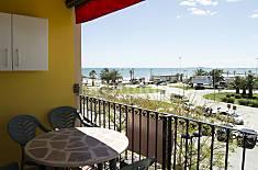 Apartamento para 5 personas a 30 m de la playa Valencia