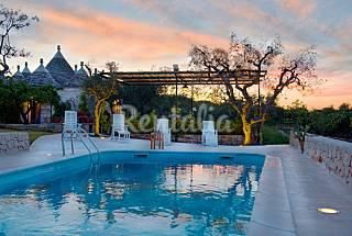Villa for rent in Martina Franca Taranto
