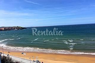 Appartement de 2 chambres à front de mer Asturies