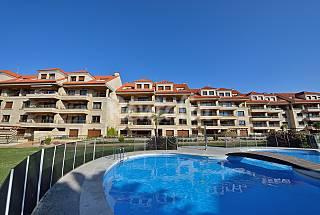 Apartamento en la Isla de La Toja Pontevedra