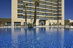 Apartamento con piscina para 4 personas Alicante