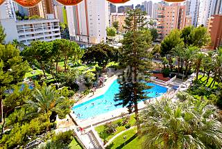 Apartment with 1 bedroom only 500 meters from the beach Alicante