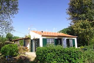 Casa en alquiler a 12 km de la playa Beja