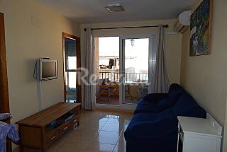 Apartment for 5-6 people only 200 meters from the beach Valencia