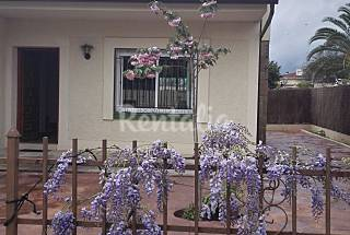 House for 6 people with private garden Ávila