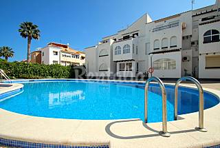 Apartamento en alquiler con A/C cerca de la playa Alicante