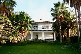 Casa en alquiler en 1a línea de playa Cádiz