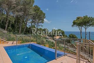 Vistas al mar, 300 m de la playa Girona/Gerona