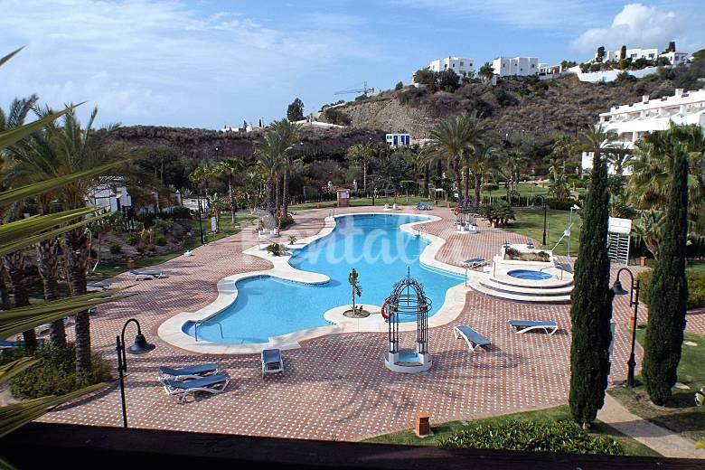 Apartamento en alquiler a 1000 m de la playa moj car playa moj car almer a costa de almer a - Apartamentos alquiler mojacar ...