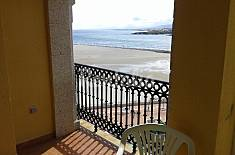 Apartment with 3 bedrooms on the beach front line Lugo