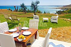 Apartment with 2 bedrooms on the beach front line Agrigento