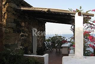 Tipical apartments of Pantelleria near the beach Trapani