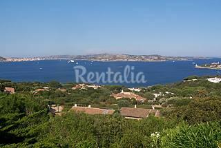 Villa para 9-11 personas a 800 m de la playa Olbia-Tempio