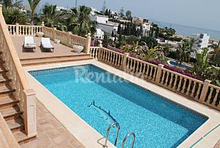 Villa for rent only 200 meters from the beach Alicante