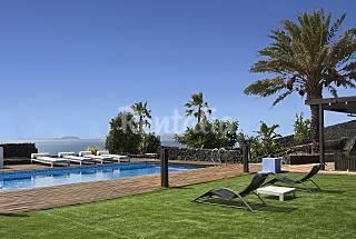 Villa Abaego Gran villa de lujo con vistas al mar  Lanzarote