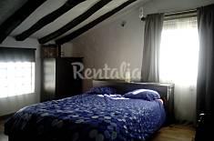 Casa de pueblo Urrea de Gaén a 35 km de Motorland Teruel