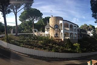 Casa en alquiler a 600 m de la playa Girona/Gerona