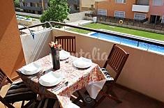 apartamento 5 pax con wifi y vistas a la piscina Girona/Gerona