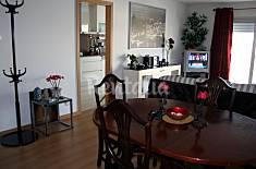Apartamento para 6-8 pessoas a 100 m da praia Leiria