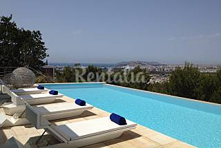 Stunnig villa in Ibiza next to Marina Botafoch  Ibiza