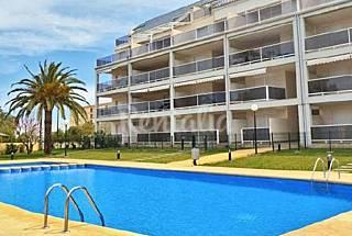 Apartamento para 4-5 personas a 50 m de la playa Alicante