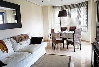 Apartamento 2 habita. 50 m a la playa. Con garaje  Cantabria