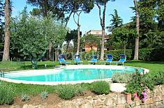 Villa for rent with swimming pool Rome