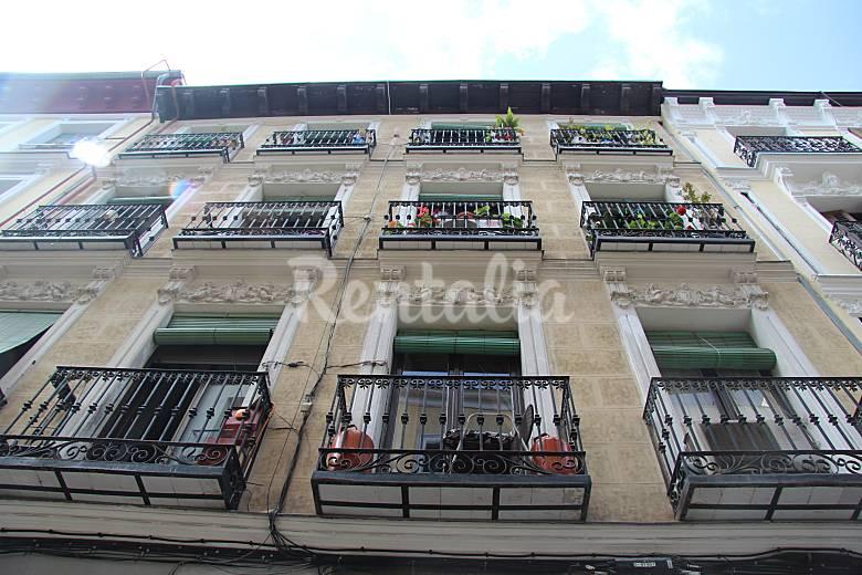 Apartamento para 2 personas en madrid centro madrid madrid camino de santiago de madrid - Apartamentos madrid centro por dias ...