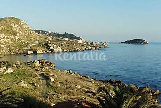 Villa with 2 bedrooms only 250 meters from the beach Agrigento