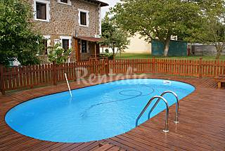 Villa for 8 people only 1500 meters from the beach Cantabria
